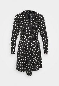 Closet - Denní šaty - black - 0