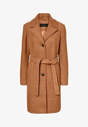 VMNEWLOOP ESME  - Classic coat - tobacco brown