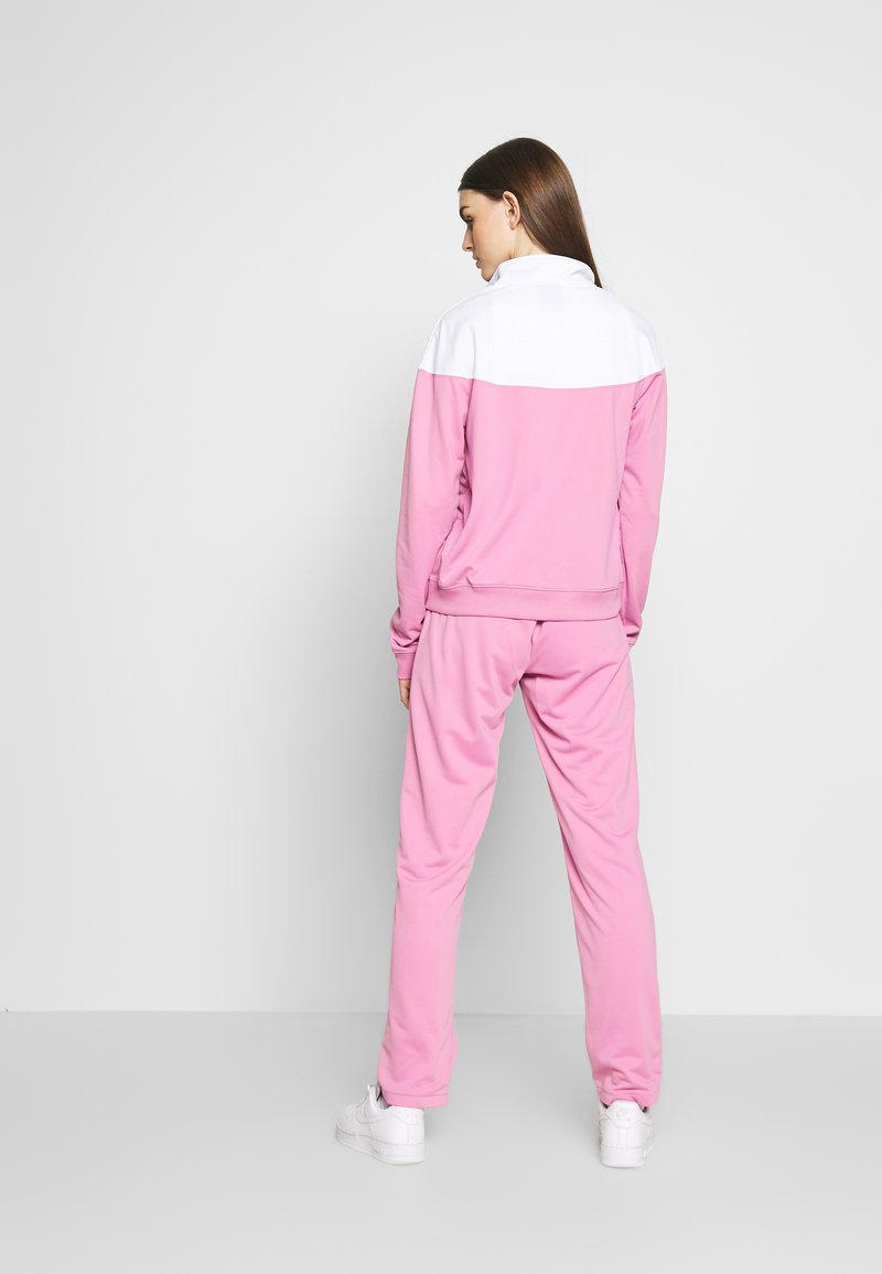 Nike Sportswear SUIT SET - Trainingsanzug - magic flamingo/white/rosa T4xcdU