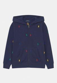 Polo Ralph Lauren - Sweat à capuche zippé - newport navy - 0