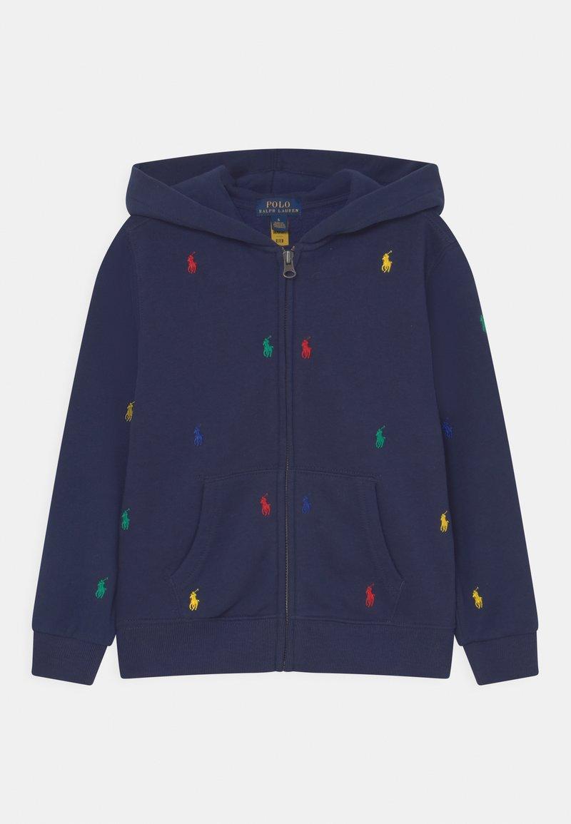 Polo Ralph Lauren - Sweat à capuche zippé - newport navy