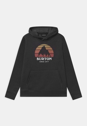 KIDS OAK HOODIE UNISEX - Bluza - true black heather