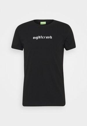 T-INY T-SHIRT - T-shirt print - black