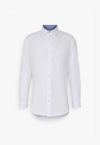 JJEPLAIN - Camicia - white