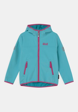 FOURWINDS UNISEX - Soft shell jacket - atoll blue