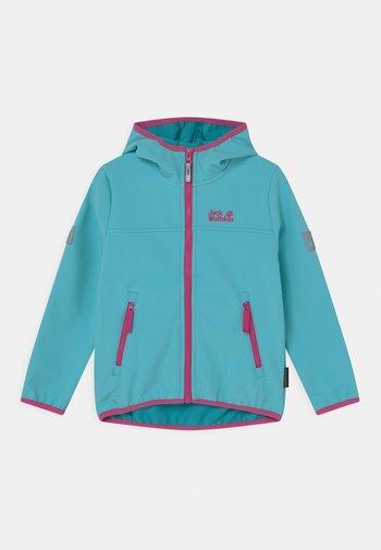 FOURWINDS UNISEX - Soft shell jacket - atoll blue