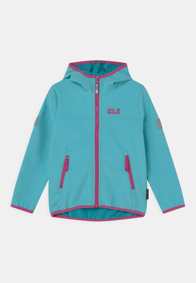 FOURWINDS UNISEX - Softshelljacke - atoll blue