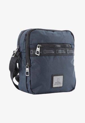 N-GENERATION - Across body bag - blau