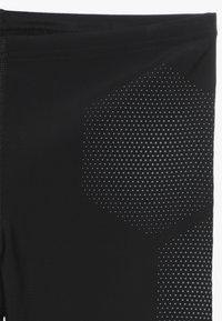 Speedo - TECH JAMMER - Swimming trunks - black/ardesia - 3