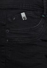Cecil - Slim fit jeans - schwarz - 4
