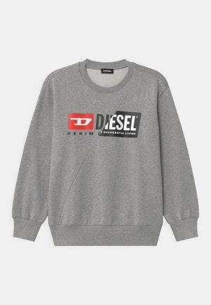 SGIRKCUTY OVER UNISEX - Sweatshirt - grigio melange nuovo