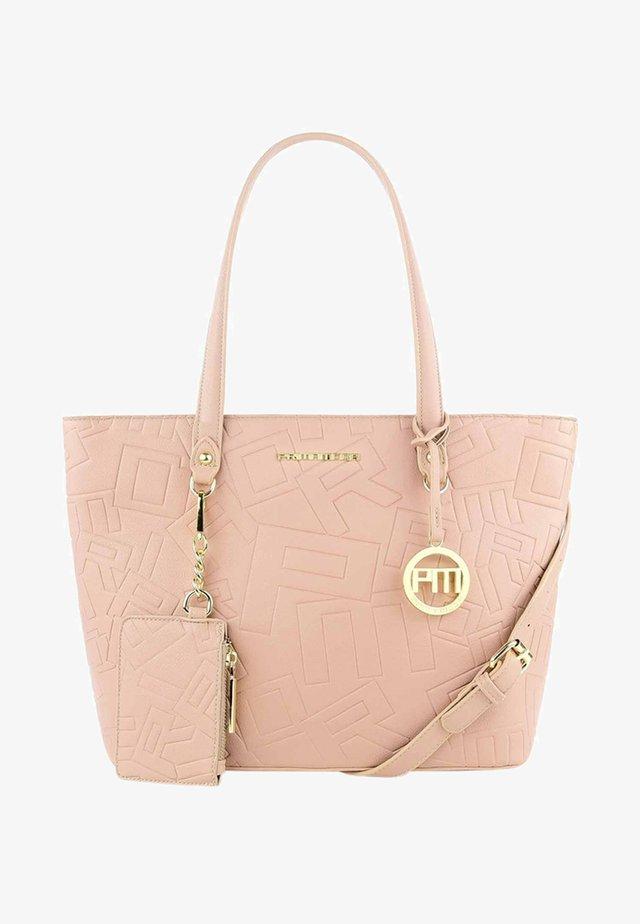 BIAZA - Bolso shopping - pink
