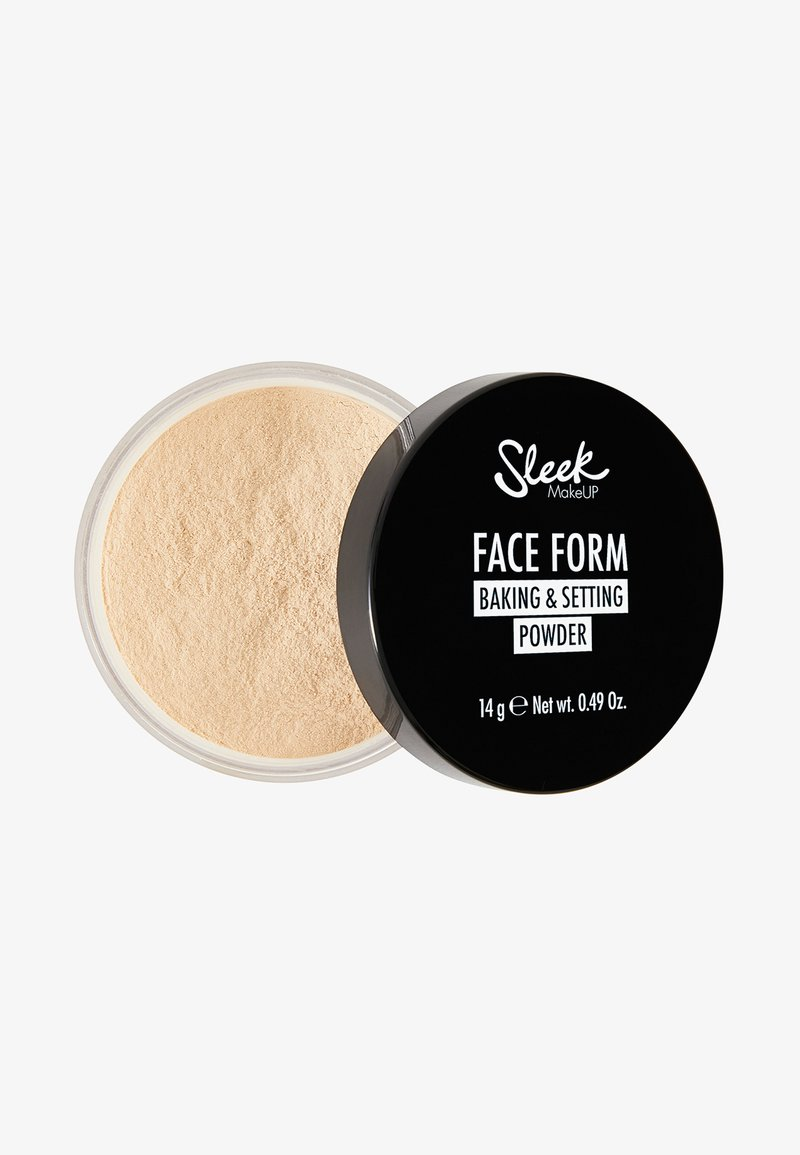 Sleek - SL FACE FORM BAKING & SETTING POWDER - Setting spray & powder - light