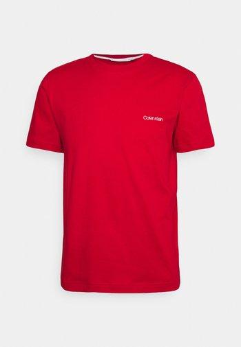 CHEST LOGO - T-shirt basic - red