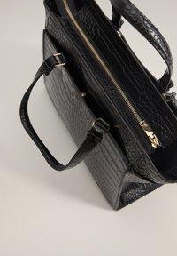 Mango - Handbag - schwarz - 1
