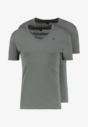 BASE V T 2 PACK - T-shirt basic - orphus