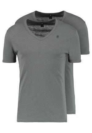 BASE V T 2 PACK - Basic T-shirt - orphus