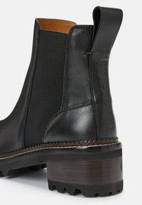 See by Chloé - MALLORY BOOTIE - Classic ankle boots - black - 5