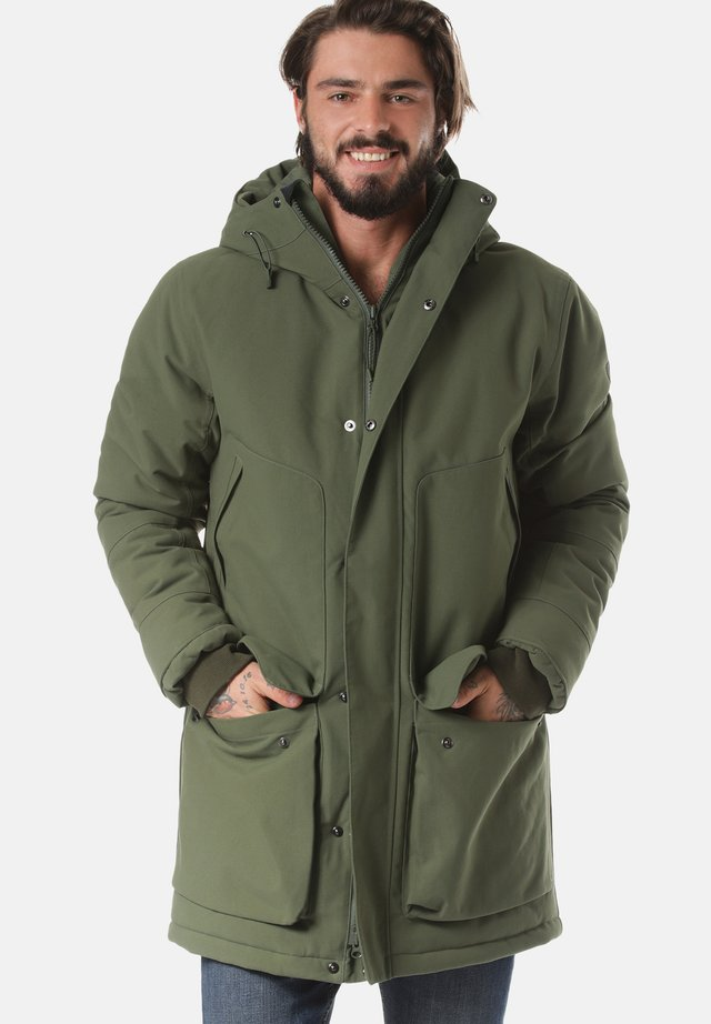PARKISTAN FUNKTIONS - Winter coat - green