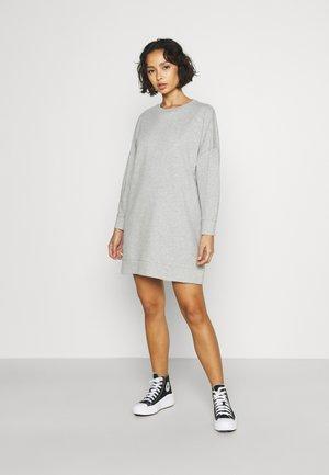 PCNALLY DRESS - Vestido informal - grey