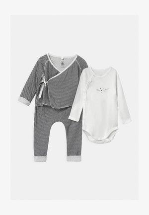 ENSEMBLE SET - Vest - smoking/marshmallow