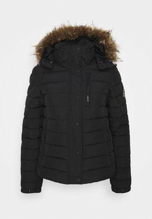 CLASSIC FUJI JACKET - Zimní bunda - black