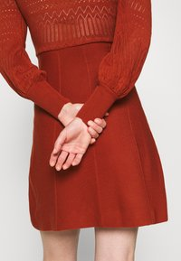 Trendyol - Jumper dress - brick - 5