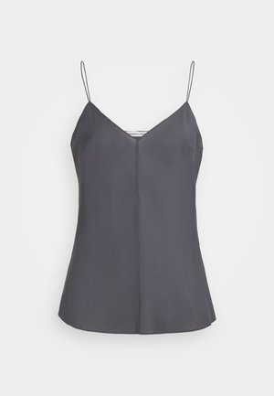 VALERIE CAMISOLE - Top - charcoal