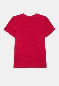 G-Star - SS TEE - Print T-shirt - dark baron - 1
