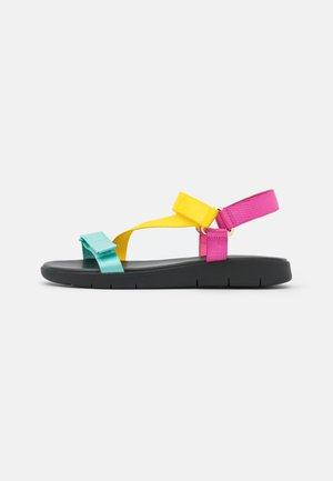 EOWENIEL - Sandaalit nilkkaremmillä - multicolor