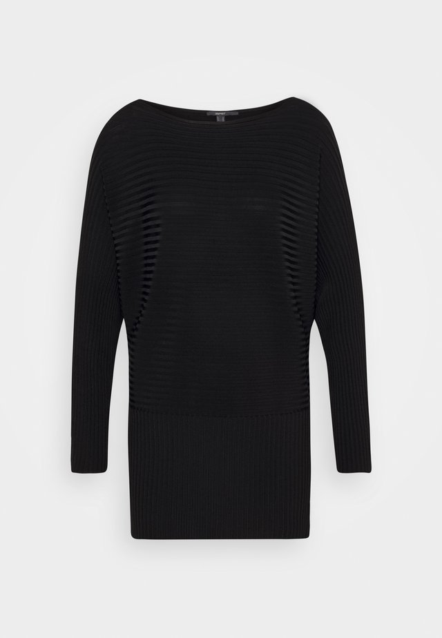 SWEATER - Svetr - black