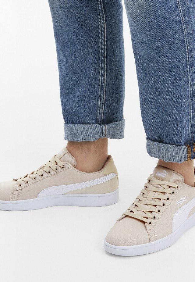 SMASH - Sneakers - tapioca white