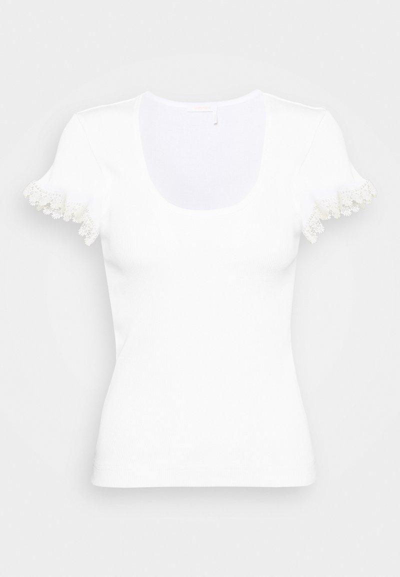 See by Chloé - Basic T-shirt - white