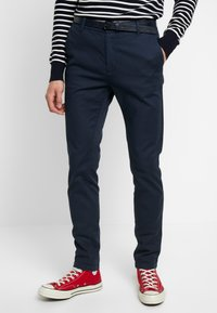 Scotch & Soda - STUART - Chinot - navy - 0