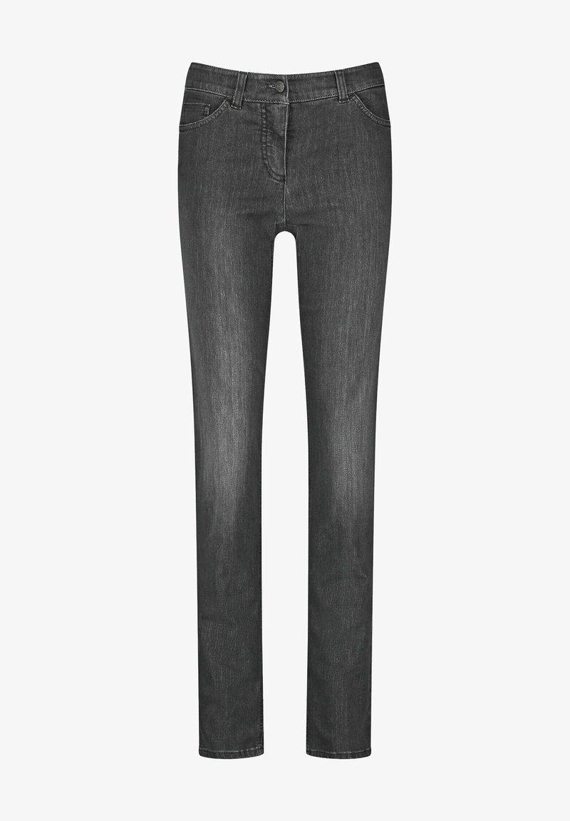 Gerry Weber Edition - Slim fit jeans - grey denim