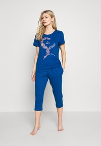 Triumph - CAPRI SET - Pyjamas - lagoon blue - 1