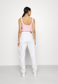 Tommy Jeans - CROP  - Top - romantic pink - 2