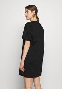 Filippa K - MADDIE DRESS - Žerzejové šaty - black - 2