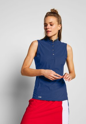 REVENGE SHORT SLEEVE - Top - prussian blue/white/red