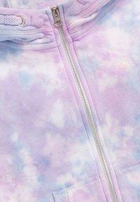 Next - FLURO - Zip-up hoodie - pink - 4