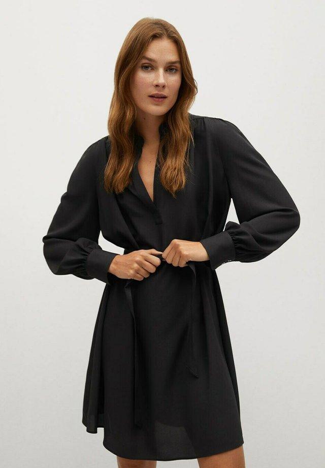 BASIC - Korte jurk - noir