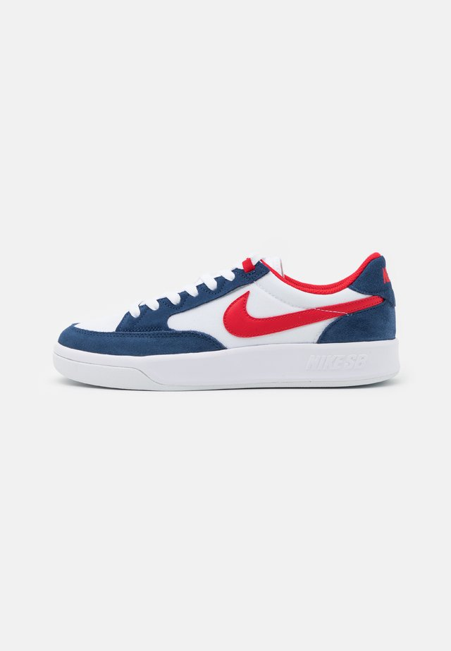 ADVERSARY PREMIUM UNISEX - Sneakers - navy/university red/white