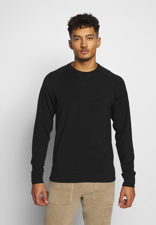 MOMENTUM  - Sweater - black
