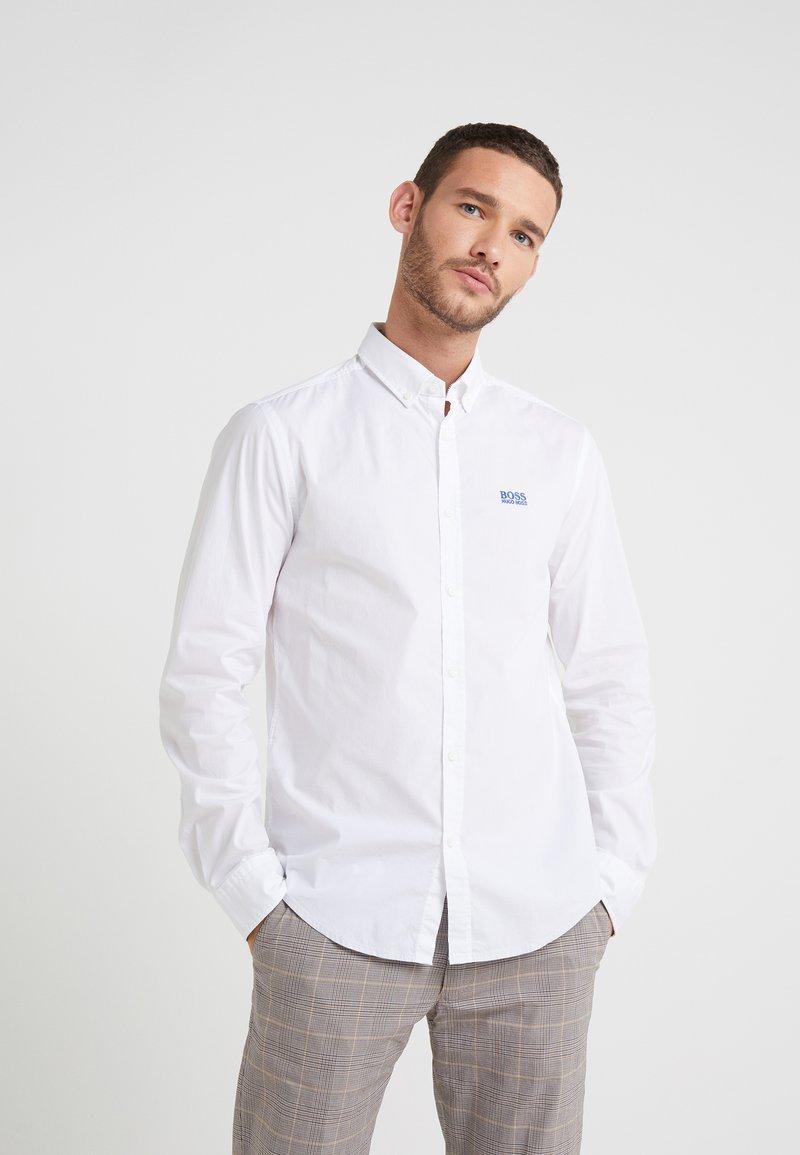 BOSS - BIADO - Camicia - white