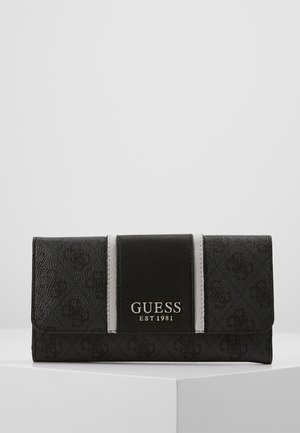 CATHLEEN POCKET TRIFOLD - Wallet - coal