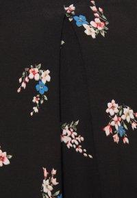 Even&Odd Tall - A-line skirt - black/multi-coloured - 2