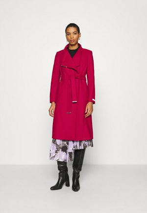 ROSE - Classic coat - red
