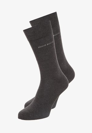 2 PACK - Socks - charcoal