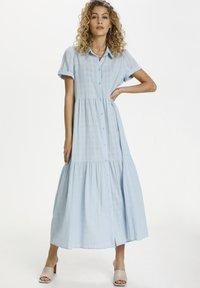 Denim Hunter - Maxi dress - cashmere blue - 0