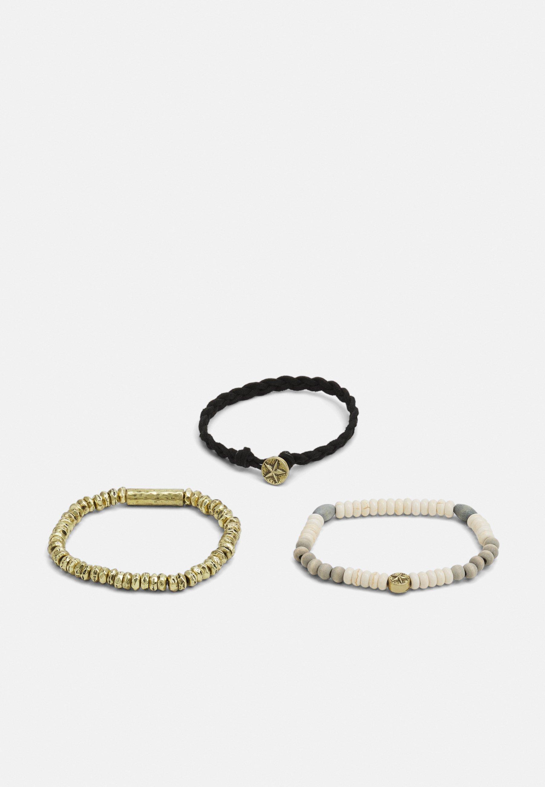 Homme SHIPWRECKED MIXED WRIST WEAR SET - Bracelet